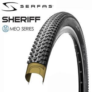 SERFAS サーファス シェリフ 729014 27.5x2.0(650Bx2.0) 27.5インチ MTB マウンテンバイク タイヤ|atomic-cycle