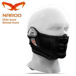【即納 在庫あり】NAROO MASK ナルー マスク F5S ブラック 63F5SBLACK 花粉...
