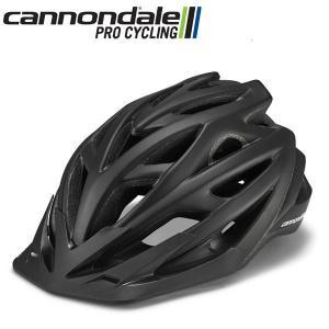 キャノンデール ヘルメット ラディウス CANNONDALE RADIUS つやありブラック L/XL(58-62cm) CH4607U10LX 自転車 ヘルメット|atomic-cycle