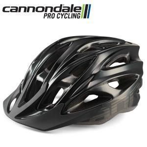 キャノンデール ヘルメット クイック CANNONDALE QUICK BK S/M(52-58cm) CH4507U10SM 自転車 ヘルメット|atomic-cycle