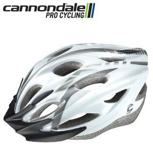 キャノンデール ヘルメット クイック CANNONDALE QUICK White S/M(52-58cm) 自転車 ヘルメット|atomic-cycle