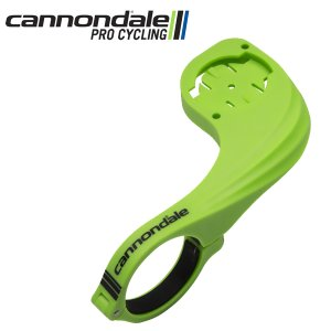Cannondale キャノンデール コンピューター マウント Green CU4064OS04 atomic-cycle