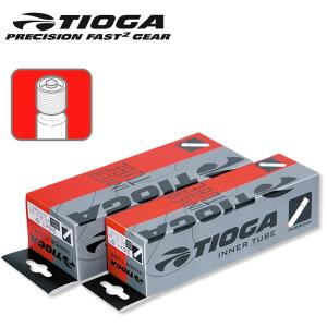 TIOGA タイオガ チューブ TIT06800 インナーチューブ 米式 14x1.75-2.125 36mm|atomic-cycle