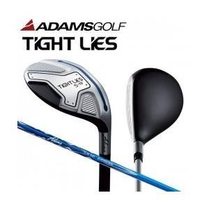アダムス ゴルフ タイトライズ ビッグ ハイブリッド ユーティリティー オリジナル カーボンシャフト 在庫限り