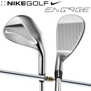 ナイキ ゴルフ エンゲージ スクエアソール ウェッジ ダイナミックゴールド スチールシャフト ノンメッキ仕上げ