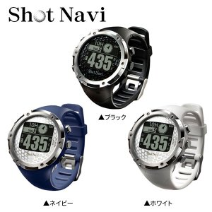 ショットナビ ゴルフ W1 FW 腕時計型 GPSナビ 在庫限り
