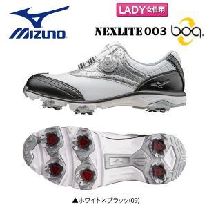 巛標準幅 巛ソフトスパイク 巛ダイヤル式  Mizuno BOA NEXLITE ゴルフシューズ ミ...