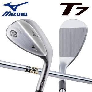 ミズノ ゴルフ T7 ウェッジ ダイナミックゴールド スチールシャフト フォージド