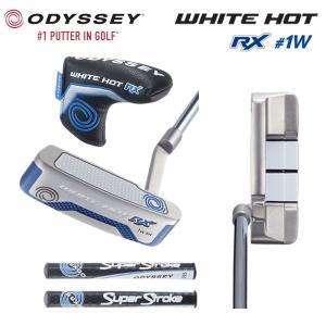 オデッセイ ゴルフ ホワイトホット RX #1W パター スーパーストローク