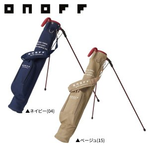 オノフ ゴルフ OL0517 セルフスタンドバッグ クラブケ...