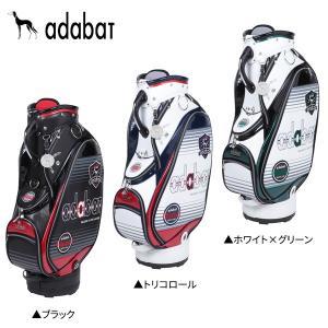 アダバット ゴルフ ABC296 キャディバッグ...
