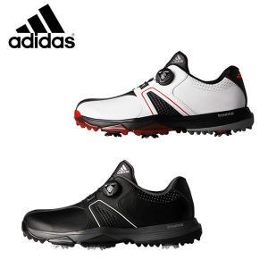 アディダス ゴルフ 360 トラクション ボア ワイド ゴルフシューズ ADIDAS 360 TRAXION BOA|atomic-golf