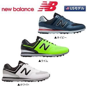 「在庫一掃/USモデル/幅D」 ニューバランス ゴルフ NBG518 ゴルフシューズ|atomic-golf