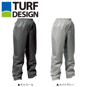 6dc02d2c7cf2ec 「耐水圧10,000mm」 ターフデザイン ゴルフ TDRW-1674P レインパンツ TURF DESIGN レインウェア