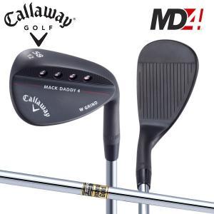 キャロウェイ ゴルフ マックダディ4 MD4 マットブラック ウェッジ ダイナミックゴールド スチールシャフト|atomic-golf