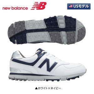 「USモデル/幅2E」 ニューバランス ゴルフ NBG574...