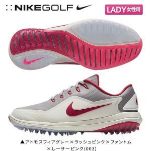 巛標準幅 巛スパイクレス 巛紐タイプ 巛25cm以上  NIKE ベイパー スパイクレス ゴルフシュ...
