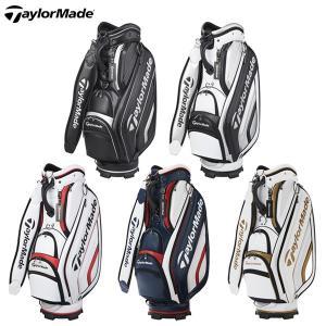 テーラーメイド ゴルフ TM オーステック KY403 カート キャディバッグ TaylorMade ゴルフバッグ