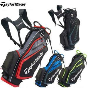 テーラーメイド ゴルフ TM セレクトプラス JJJ45 スタンド キャディバッグ TaylorMade ゴルフバッグ
