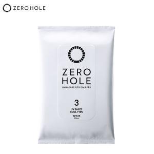 「土日祝も出荷可能」[土日祝も出荷可能]ゼロホール NO3 ZH-004 SPF25/PA++ 日焼...