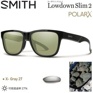 SMITH Lowdown Slim2 アクセサリー サングラス スミス ブランド スミス