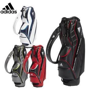 アディダス ゴルフ ライトウェイトスリム HFF71 カート キャディバッグ adidas ゴルフバッグ