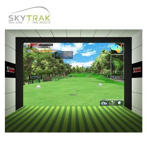 「日本正規品」 GPRO ゴルフ スカイトラック 消音スクリーン SKY TRAK Gプロ