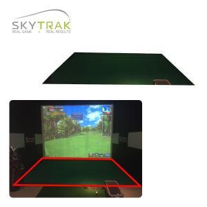 「日本正規品」 GPRO ゴルフ スカイトラック 圧縮チューブマット SKY TRAK Gプロ