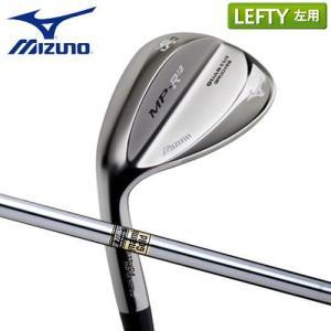 「レフティー」 ミズノ ゴルフ MP-R12 ブラックニッケルメッキ ウェッジ ダイナミックゴールド スチールシャフト 「2011」