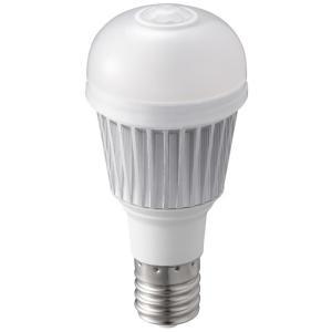 LED電球 人感センサー付小形 E17 40W 電球色 LVA40L-HMS