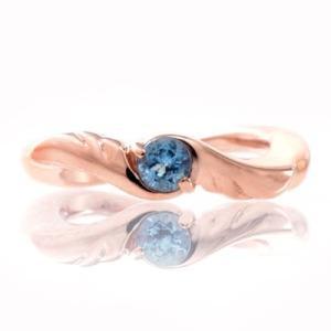 羽 18金 ベビーリング ダイヤモンド 4月 誕生祝 出産祝 ギフト プレゼント|atorie-shun