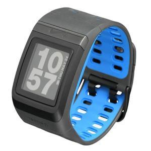 cbd8009a8e ナイキ(NIKE) Nike+ SportWatch GPS ナイキ+ スポーツウォッチ ブルー WM0099-006【 ...