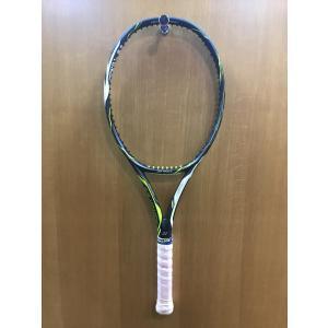 中古テニスラケット「YONEX EZONE DR 98(ヨネックス イーゾーン DR 98)」グリッ...