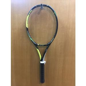 中古テニスラケット「YONEX EZONE Ai 98(ヨネックス イーゾーン Ai 98)」グリッ...