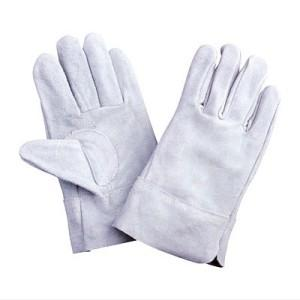 牛床革手袋 背縫い フリーサイズ|atrescue