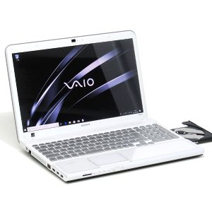 SONY VAIO Eシリーズ VPCEH39FJ  ノート Office win7 Home テンキー カメラ  corei5 2450M 2.50Ghz 8G HDD750GB Blu-ray 無線 15.5型ワイド   美品