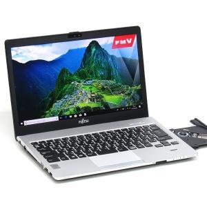 中古パソコン ノートパソコン 新品SSD フルHD液晶 富士通 LIFEBOOK S935/K Core i5 5300U 2.3GHz 4GB 256GB Windows10 Office搭載 13インチ|atriopc