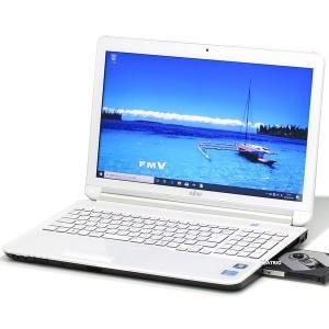 中古パソコン ノートパソコン 本体 富士通 LIFEBOOK AH77/G 新品SSD Core i7 2670QM 2.2GHz 8GB 512GB Windows10 Office搭載 DVDマルチ 15インチ|atriopc
