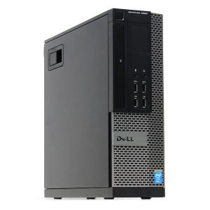中古 デスクトップ 本体 DELL OPTIPLEX 9020 SFF Core i7 4790 3.6GHz 4GB 1TB Windows10 Libre Office搭載|atriopc