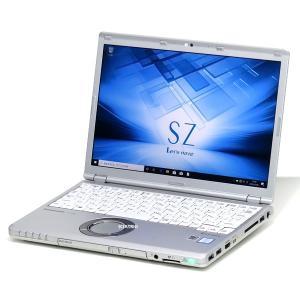 高精細WUXGA液晶 新品SSD512GB パナソニック レッツノート SZ5 Core i5 63...