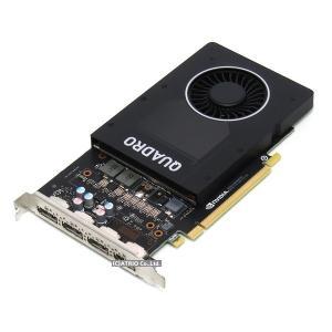 中古 ビデオカード ELSA NVIDIA Quadro P2000 GDDR5 5GB フルハイト