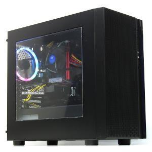 新品 ゲーミングPC 第10世代 自作機 Core i5 10400 6コア12スレッド 16GB NVMeSSD 512GB GeForce GTX1660 Windows10 LibreOffice デスクトップ 本体 atriopc