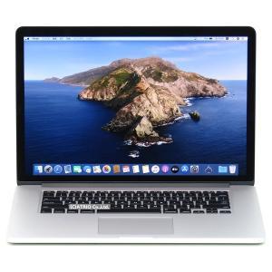 メモリ16GB Apple MacBook Pro Mid 2015 15.4インチ Retina Core i7 4770HQ 2.2GHz SSD256GB IrisPro 中古 ノートパソコン OS変更オプションあり|atriopc