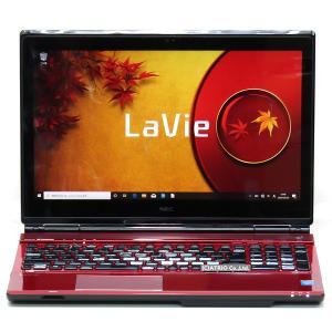 新品SSD1TB NEC LaVie LL750/N Core i7 4700MQ 4コア Blu-ray 8GB Windows10 15インチ 広視野角IPS テンキー LibreOffice 中古 ノートパソコン 本体|atriopc