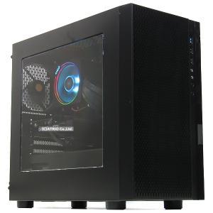 ゲーミングPC 自作機 8コア16スレッド Ryzen 7 2700X 3.7GHz 16GB 新品NVMeSSD 512GB Windows10 GeForce GTX1660 LibreOffice 中古 デスクトップ 本体 atriopc
