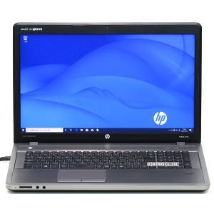 大画面17インチ 新品SSD HP ProBook 4740s Core i5 3230M 2.6GHz メモリ8GB 256GB Windows10 DVD LibreOffice 中古 ノートパソコン 本体 バッテリ切れ特価品|atriopc