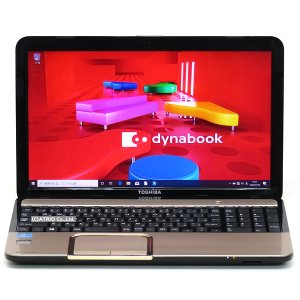 メモリ16GB 大容量新品SSD 東芝 dynabook T552/58HK Core i7 3630QM 4コア8スレッド Blu-ray Windows10 15インチ Webカメラ 中古 ノートパソコン 本体|atriopc