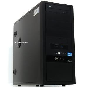 ゲーミングPC Dospara Prime Core i7 2600 4コア GeForce GTX970 メモリ16GB SSD250GB+HDD500GB Windows10 LibreOffice 中古 デスクトップ 本体 訳あり品 atriopc