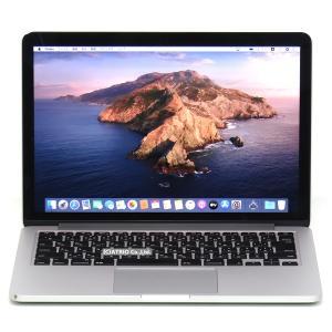 Apple MacBook Pro Late 2013 Retina 13インチ Core i5 4258U 2.4GHz メモリ8GB SSD256GB Webカメラ JISキー 中古 ノートパソコン OS変更オプションあり|atriopc