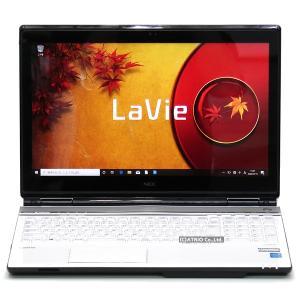 新品SSD NEC LaVie LL750/M 第4世代 Core i7 4コア 8GB 256GB Blu-ray 15インチ Webカメラ Windows10 LibreOffice 中古 ノートパソコン 本体 バッテリー切れ特価|atriopc